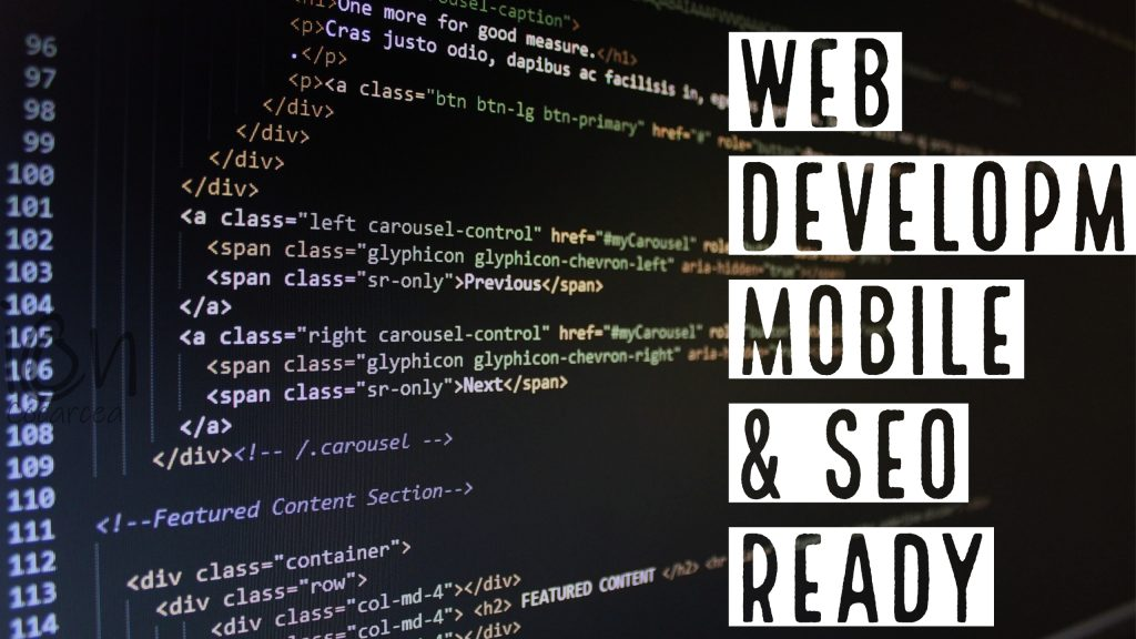 web development | website mobile and seo ready
